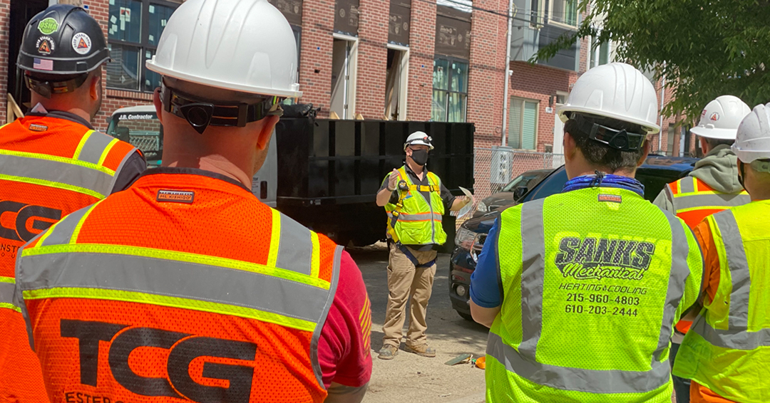 Safety Risks in Construction 2021